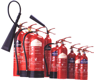 Group image of Extinguishers